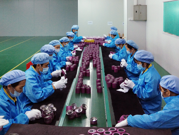 heart tin box factory in China
