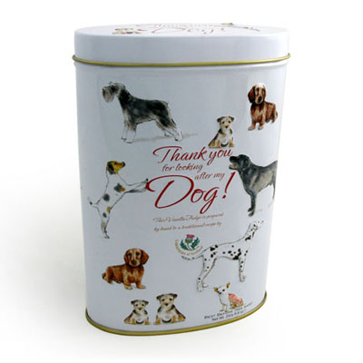 Gardiner's Dog Biscuit Tin