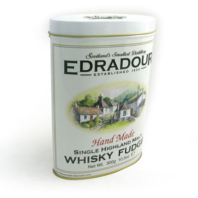 Gardiner Whisky Fudge Tin by Tinpak