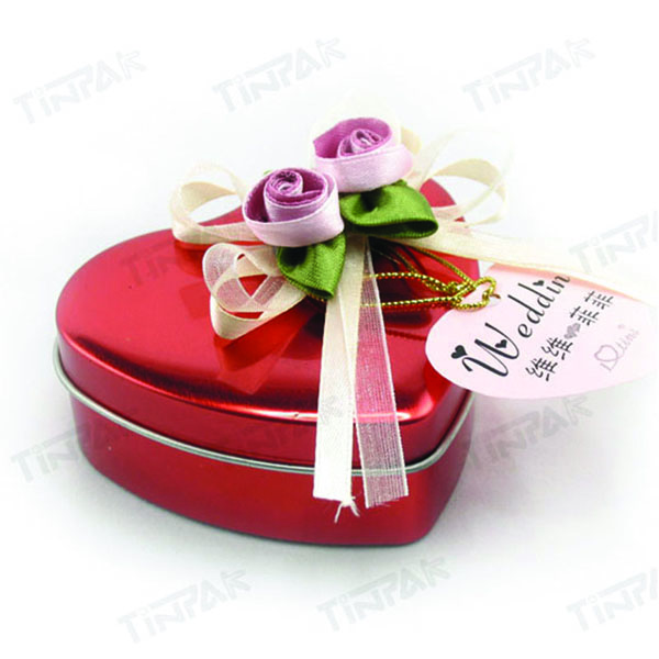 Dongguan Chocolate Heart Tin Box Factory