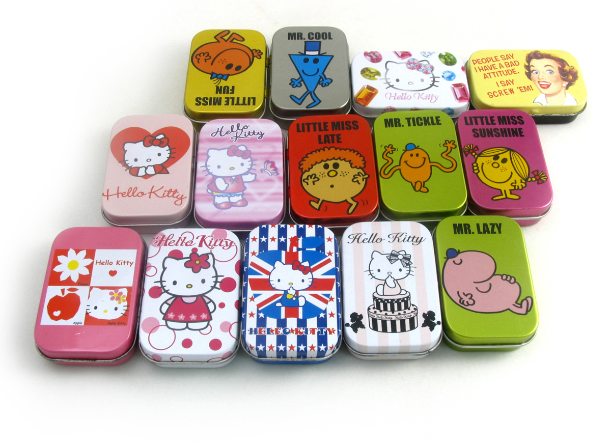 small mint tin boxes