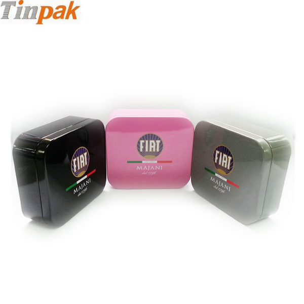 promotional gift tin box