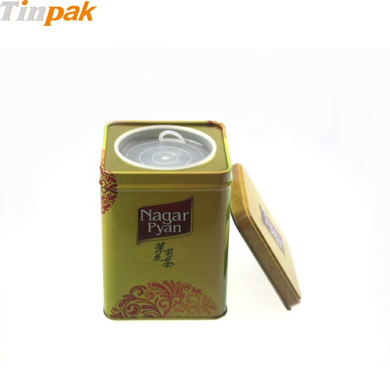 airtight coffee aluminum cans