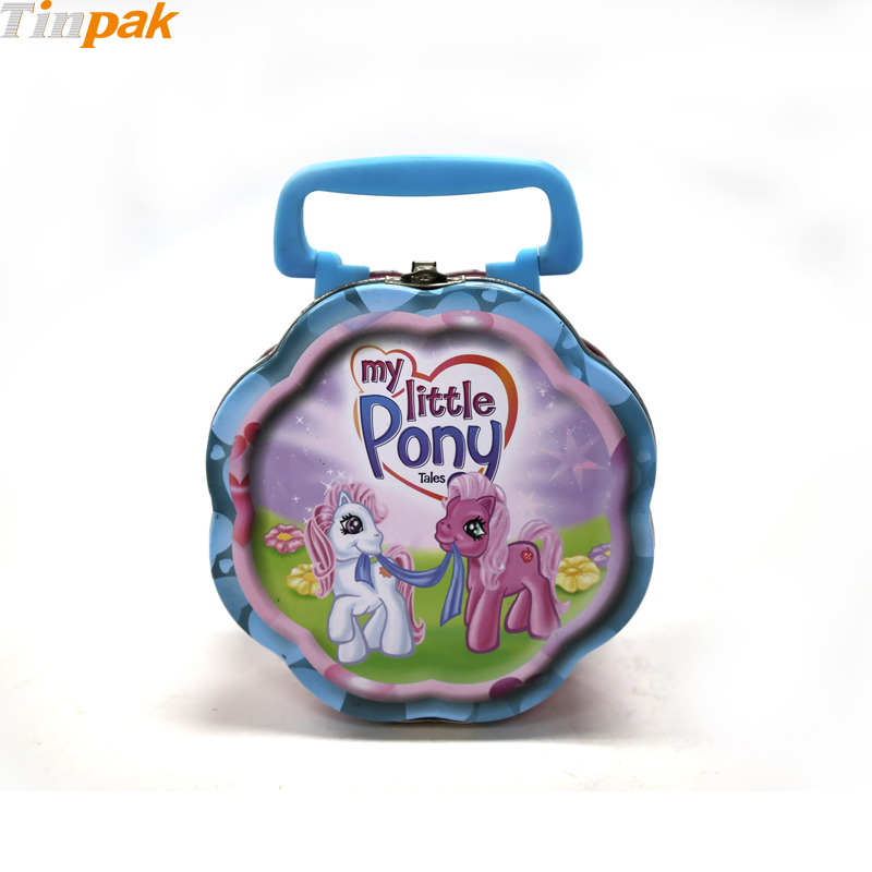 My Little Pony lunch tin boxes