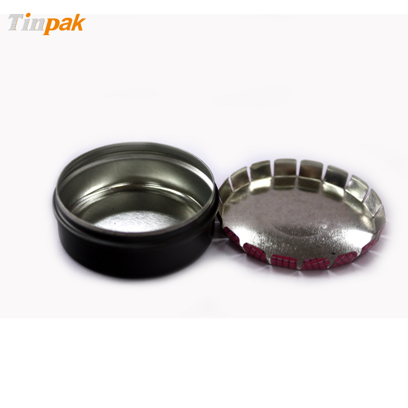 Custom click clack tin container wholesaler for Small tin containers