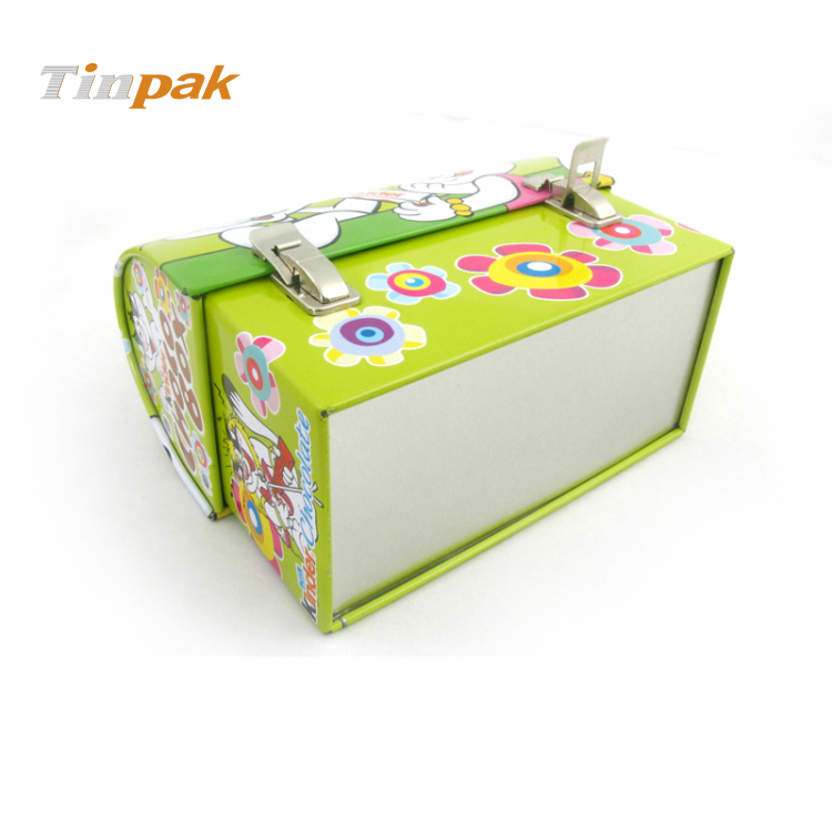 dome top lunch tin boxes