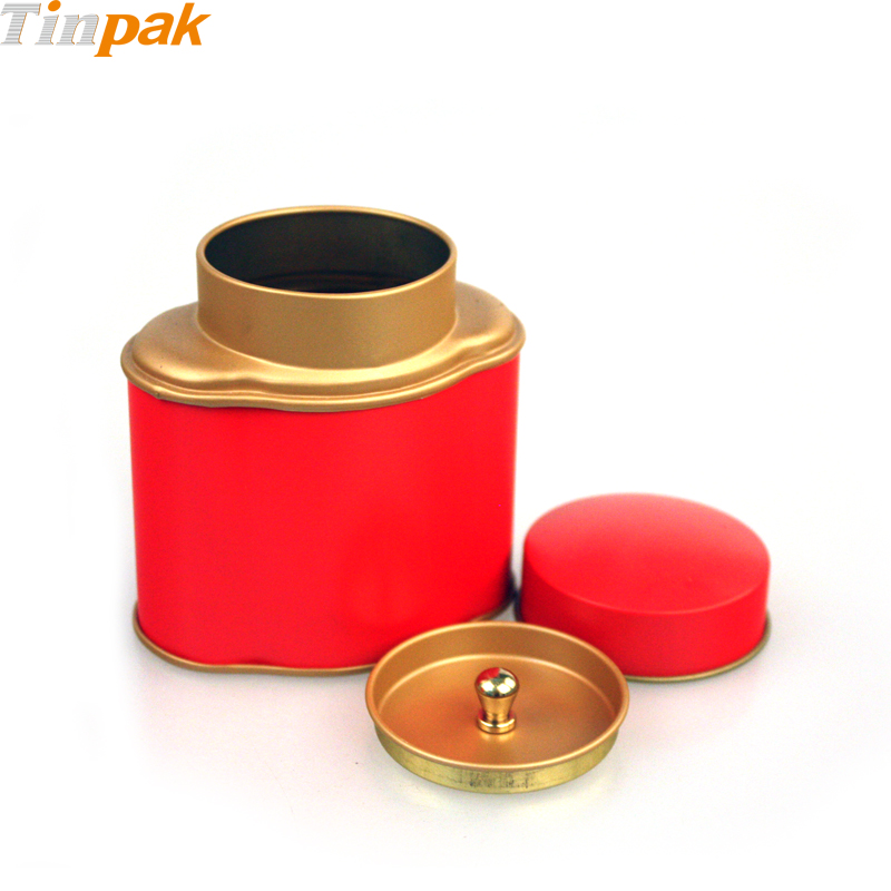 tea tin containers