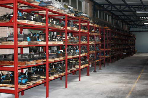 Tinpak tool warehouse