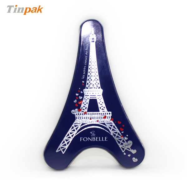 Eiffel Tower Tin