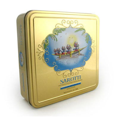 Sarotti Biscuit Tin