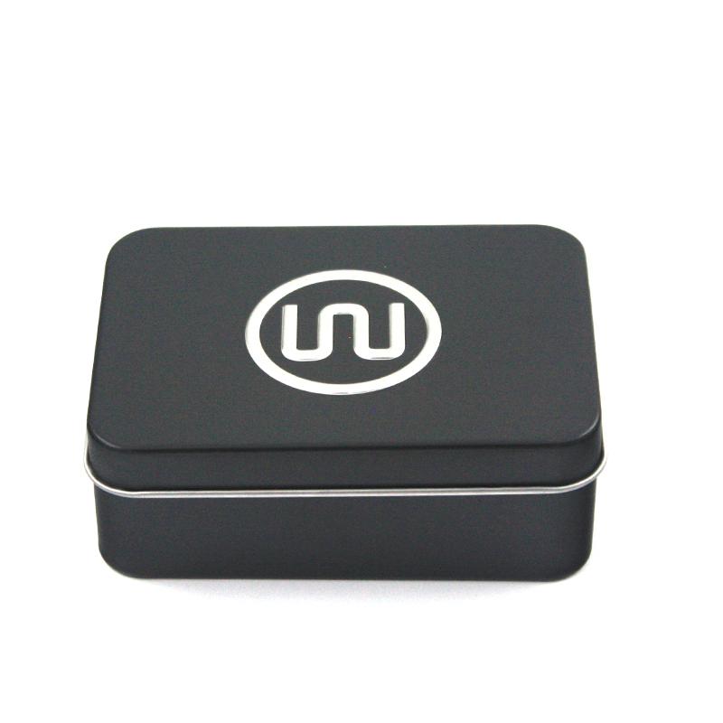 Rectangular Game Card Tin Box