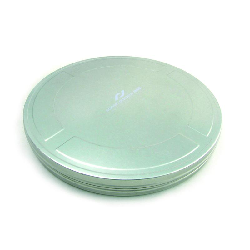 Medium Film Round Tin Box