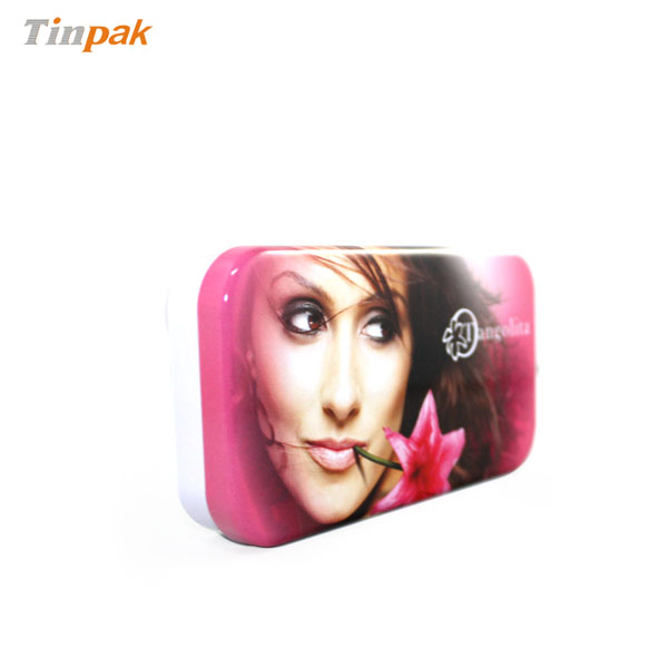 beauty and cosmetic tin boxes