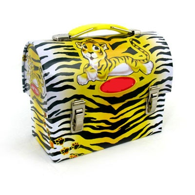 kids' mini lunch tin box