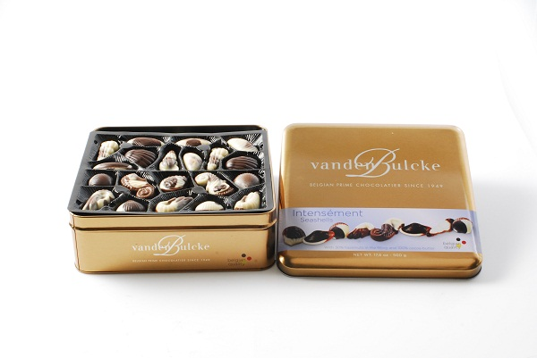 Chocolate Metal Box Wholesale