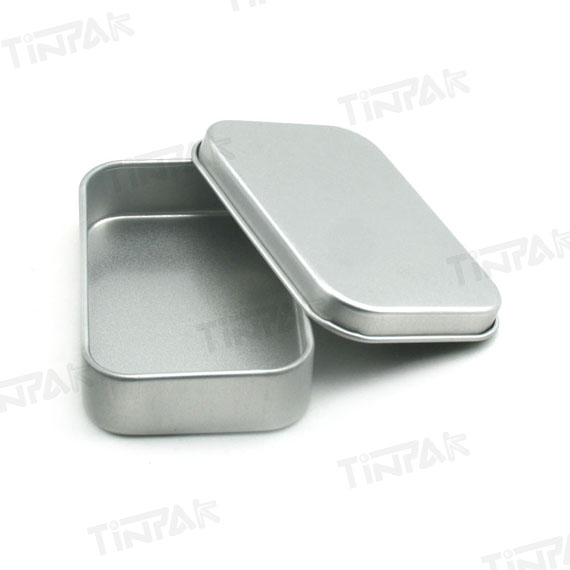 Rectangular Metal Box For Small Items