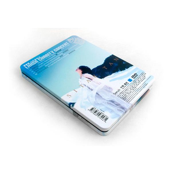 3pcs DVD tin boxes 205x148x20mm