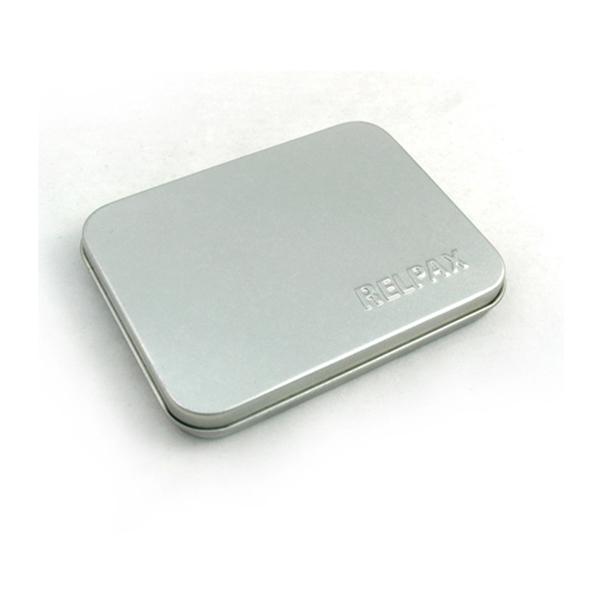 small cards tin case