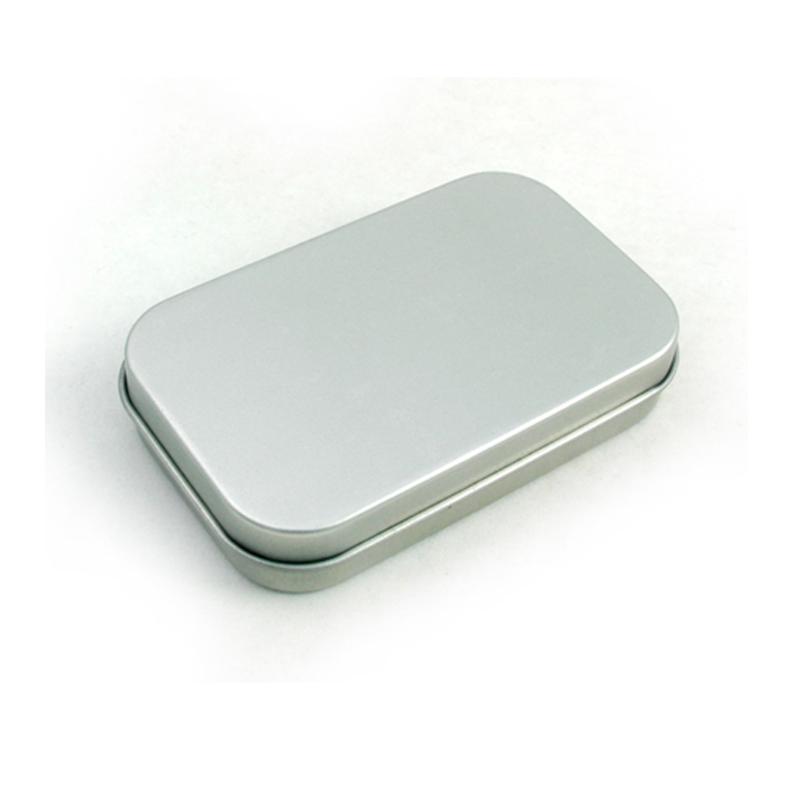 Handy Hair Wax Tin Container