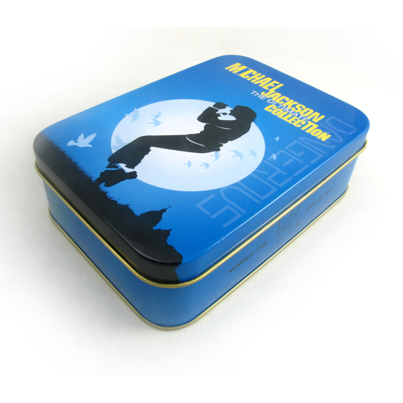 Handy Gift Metal Tin Box