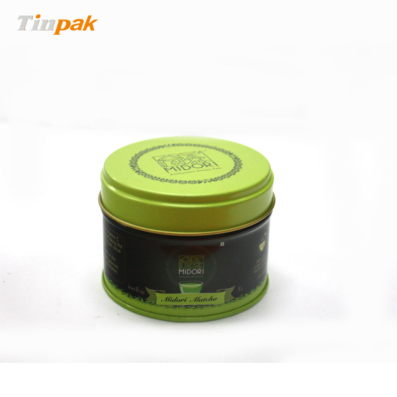 Wholesale tea tin containers supplier