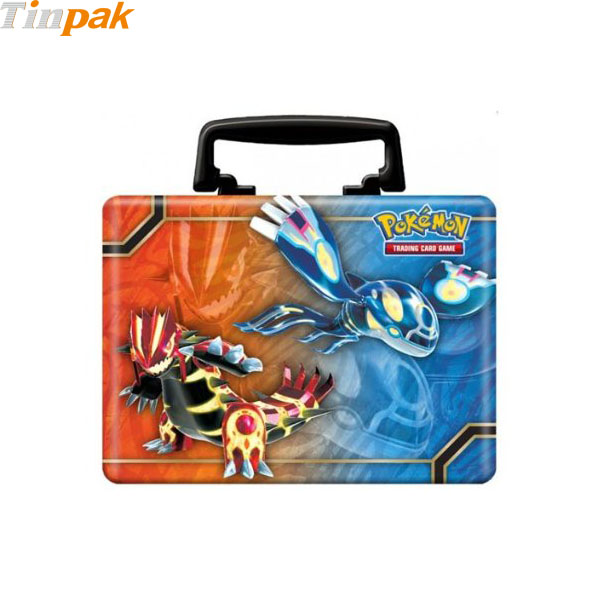 2016 new Pokemon tin lunch box for sale