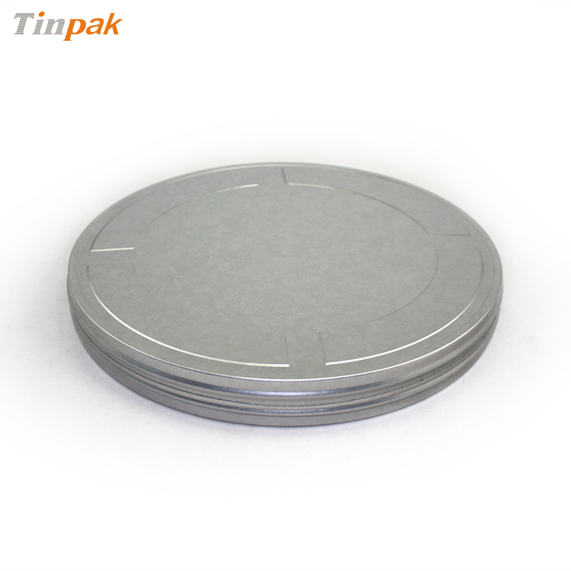 Wholesale Premium Round Seamless Tin