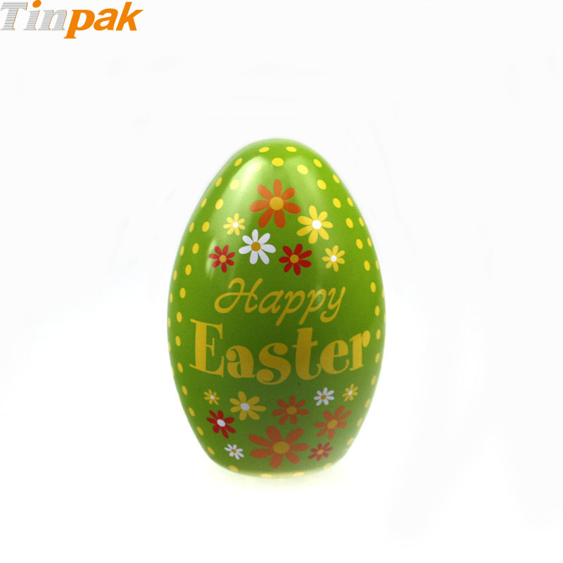 Wholesale Unique Easter Egg Tin Box