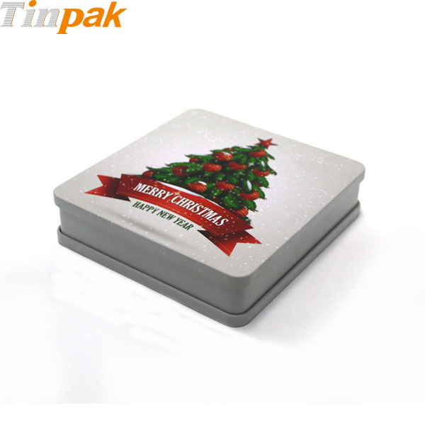 Christmas Gift Card Tin Holders