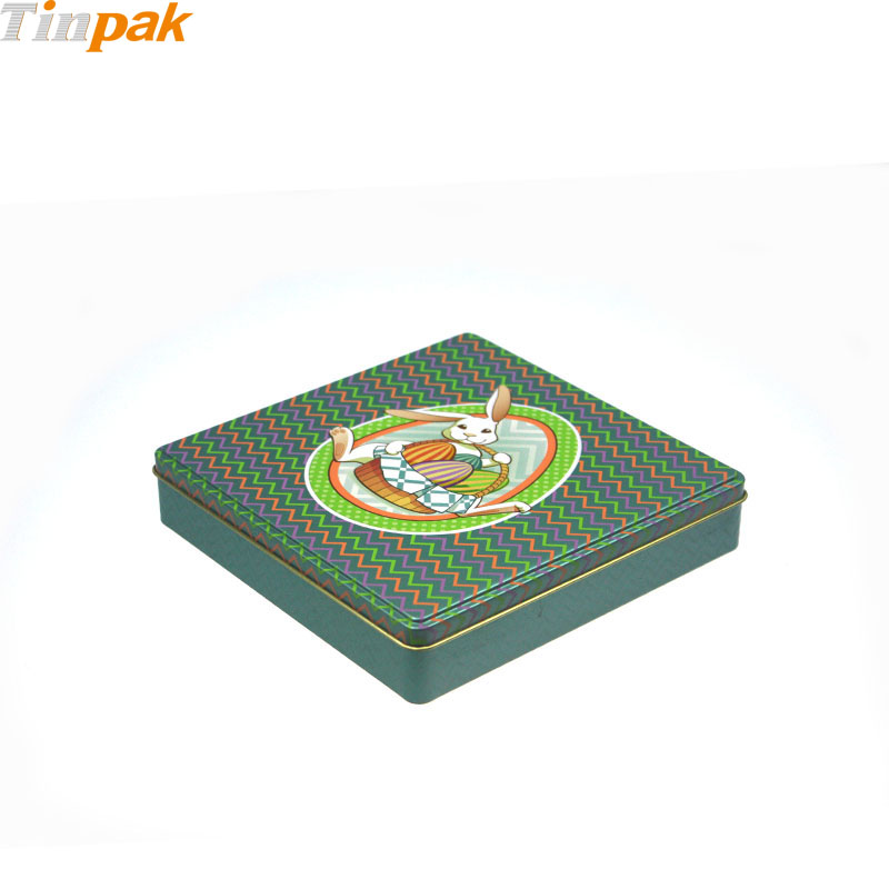 Wholesale metal gift box packaging supplier