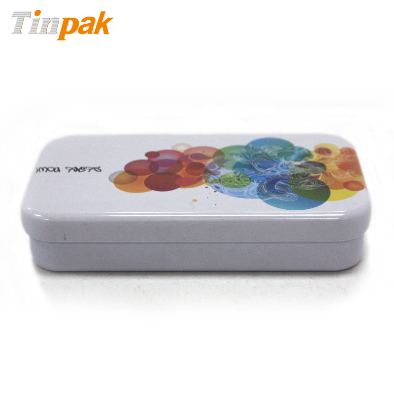Custom Lip Balm Tin Containers Supplier