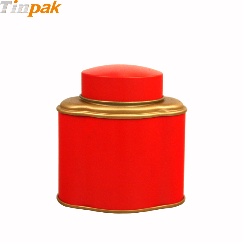 Wholesale Bulk Tea Tin Metal Containers