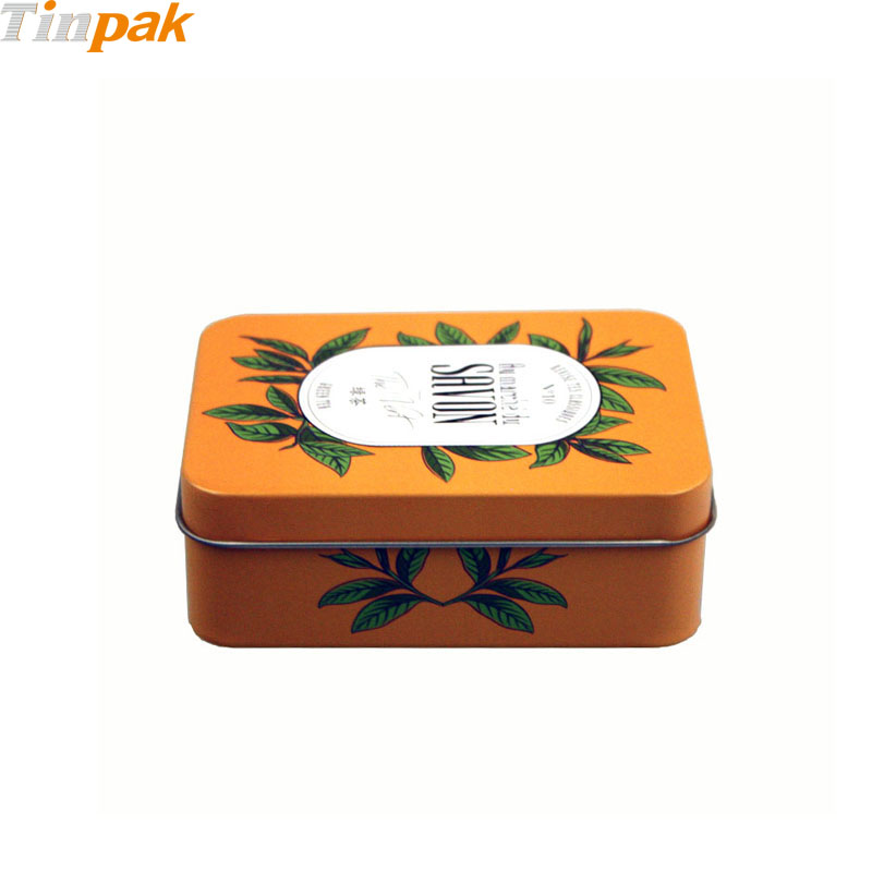 Wholesale vintage metal cosmetic containers