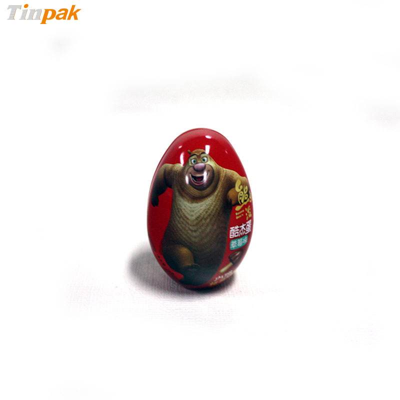 Wholesale Antique Metal Egg Boxes for Gift