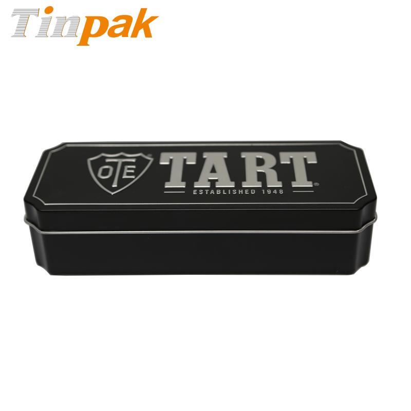 Wholesale customized printed empty octagonal tin boxes