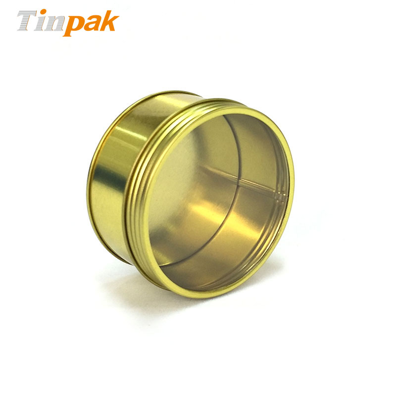 Hot Sale Tinplate Metal Watch Packaging Tin Box